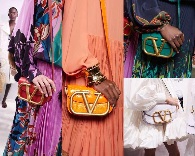 李聖經、Jessica狂曬同款!Valentino這款V字Logo包太有魅力,今年小包就挑這一款!-0
