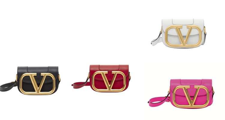 李聖經、Jessica狂曬同款!Valentino這款V字Logo包太有魅力,今年小包就挑這一款!-2